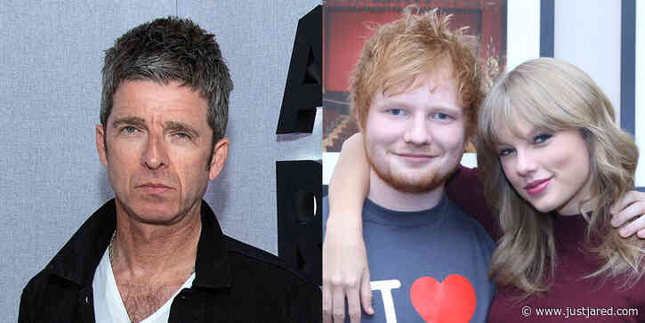 Noel Gallagher Publicly Insults Taylor Swift & Ed Sheeran