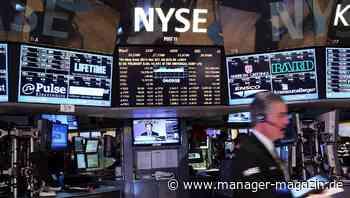 Kursrallye an den Börsen - letzte Ausfahrt vor der Grenze