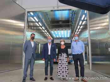 Webasto inaugura una nuova sala climatica a Molinella - autobusweb