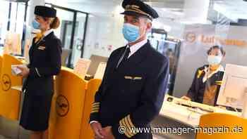 Deutsche Lufthansa schwört Verdi und Vereinigung Cockpit auf noch härtere Zeiten ein