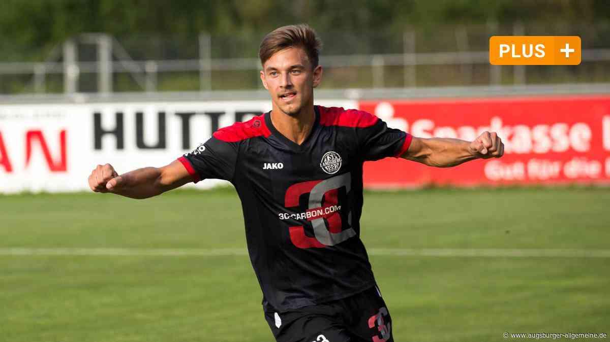 Fußball: Landsbergs Torjäger Manuel Detmar ist wieder da