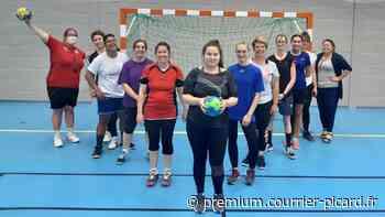 Le club de handball de Guiscard veut s'étoffer - Courrier picard