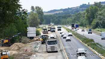 Des travaux sur les autoroutes à Villefranche et Saint-Jory - LaDepeche.fr