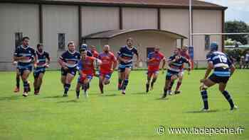 """Rugby: les """"Coquelicots"""" montéchois reçoivent Saint-Jory - ladepeche.fr"""