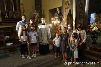 Solennità della Madonna Addolorata: la celebrazione a San Giusto Canavese - Prima il Canavese