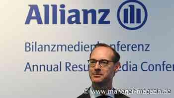 Allianz Global Investors: US-Pensionsfonds wollen vier Milliarden Dollar Schadensersatz