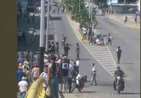 Provea denuncia que usan al Conas para reprimir manifestaciones en Chivacoa - Efecto Cocuyo