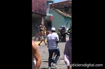 Vandalizan sede de la alcaldía de Chivacoa en Yaracuy - Noticiero Digital