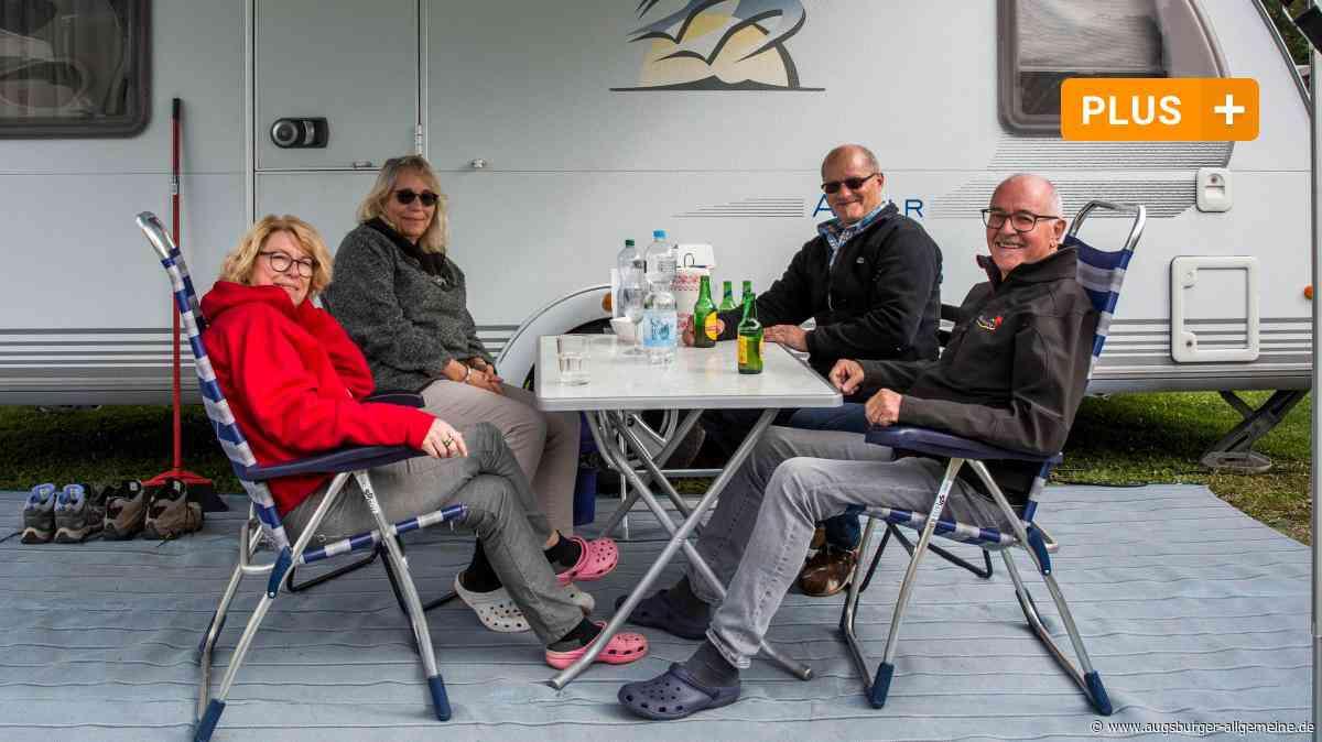 Im Landkreis Landsberg sindCampingplätze ausgebucht, aber Hotelbetten frei