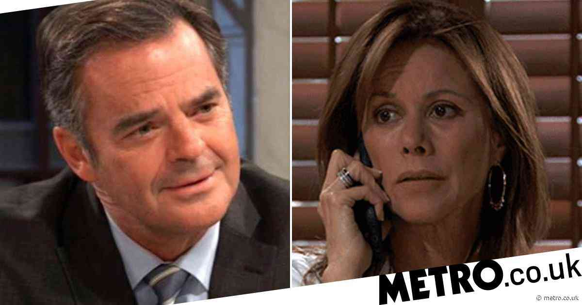 General Hospital spoilers: Ned and Alexis reminisce about their history while Valentin lashes out