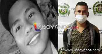 Capturan a presunto asesino de joven en Oporapa - Huila - Laboyanos.com