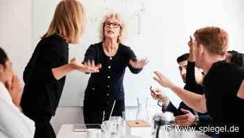 Streit in meinem Team - Wie soll der Chef reagieren? Tipps von der Karriereberaterin