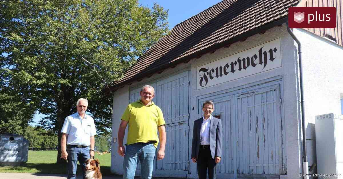 Nach Abteilungsauflösung: So steht es um die Feuerwehr-Versorgung in Hochberg - Schwäbische