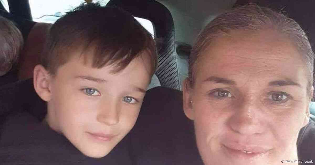 Boy hurt in hit-and-run as he visited shrine to brother who died on same road