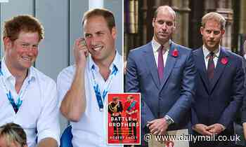 Buckingham Palace braces for more revelations in explosive tell-all book
