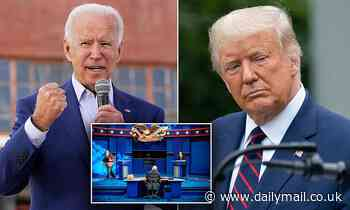 Donald Trump keeps up barrage of demands Joe Biden take a 'drug test' before debate