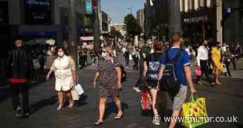 England's 33 worst coronavirus hotspots show explosion in cases in a week - Mirror Online