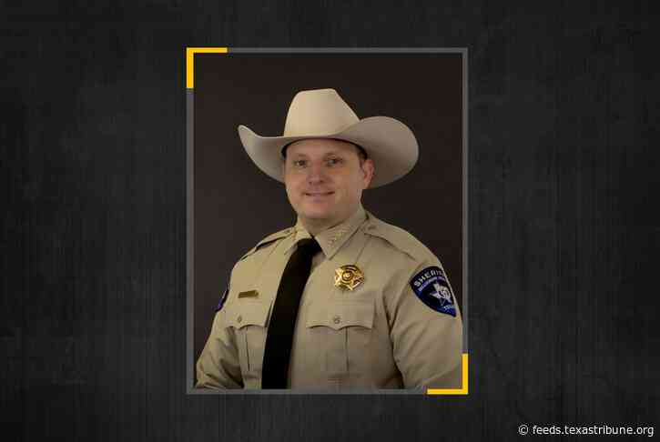 Williamson County sheriff charged with felony evidence tampering in Javier Ambler case