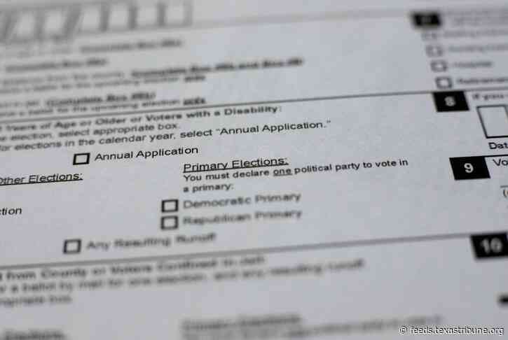 Houston Republicans sue to limit in-person and absentee voting options in Harris County