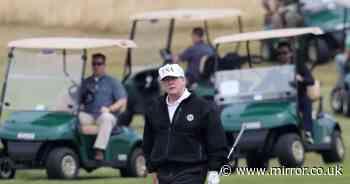 Donald Trump's Scottish and Irish golf courses 'lost £244m', tax documents show