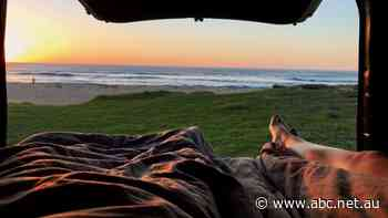 Vroom with a view: Young travellers swap overseas trips for van life during COVID