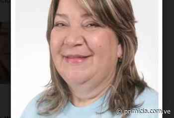 Falleció candidata a la AN por Araure a causa del covid-19 - primicia.com.ve