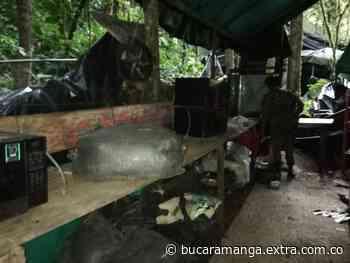 En Cumbitara, Nariño, destruidos dos potentes cristalizaderos para procesar coca - Extra Bucaramanga