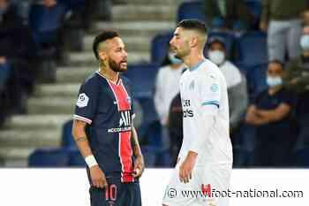 PSG-OM : Neymar et Alvaro Gonzalez ont été entendus par la LFP
