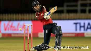 Amy Jones leads England Women to 4-0 series lead over West Indies