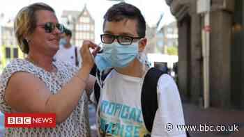 Coronavirus: New rules in Netherlands to cope with virus surge - BBC News