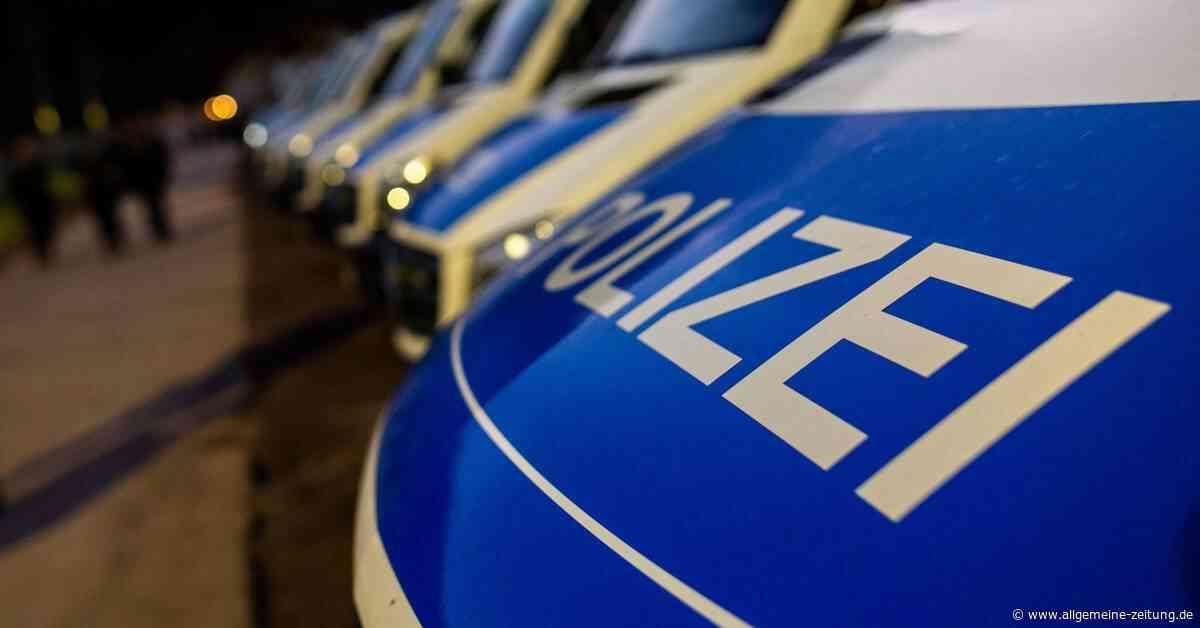 Drei Verletzte nach Unfall bei Ober-Olm - Allgemeine Zeitung