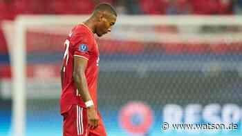 FC Bayern: Letztes Angebot für David Alaba – es dürfte ihm gar nicht gefallen - watson