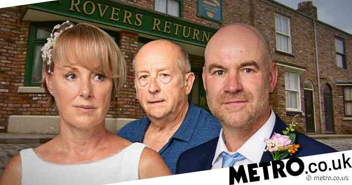 Coronation Street spoilers: Geoff Metcalfe makes a discovery and takes action