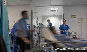 NHS faces a 'triple whammy' this winter, report warns