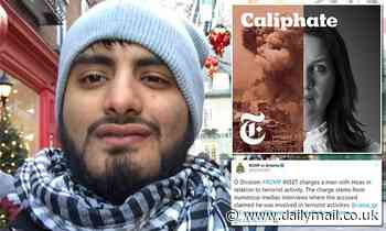 Canadian man at center of New York Times podcast charged with 'fabricating' ISIS fighter story