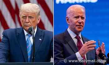 'Do NOT underestimate Joe Biden's debating ability.' Trump campaign warns