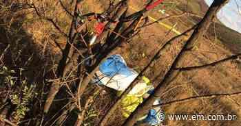 Homem morre após salto de parapente na Serra da Moeda, na Grande BH - Estado de Minas