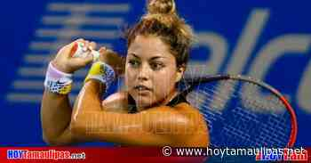 Renata Zarazúa sigue haciendo historia, avanza a siguiente ronda del Roland Garros - Hoy Tamaulipas