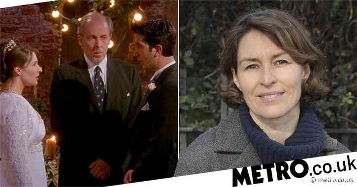 Friends' Emily star Helen Baxendale 'hasn't watched sitcom in years' after playing Ross's wife