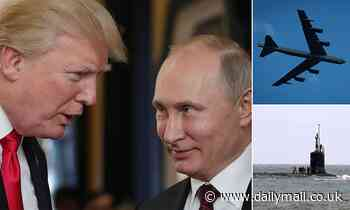 Trump asks military how quickly nuclear weapons could be pulled from storage amid Russia standoff
