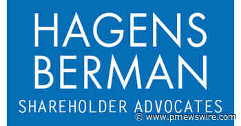 HAGENS BERMAN, NATIONAL TRIAL ATTORNEYS, Encourages BioMarin Pharmaceutical (BMRN) Investors to Contact Its Attorneys, Securities Fraud Class Action Filed