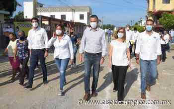 El progreso de Tampico no se detiene: Chucho Nader - El Sol de Tampico