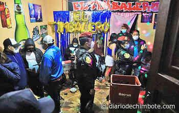 """NO HA TERMINADO CUARENTENA Y YA CELEBRAN FIESTAS EN """"EL PROGRESO"""" - Diario de Chimbote"""