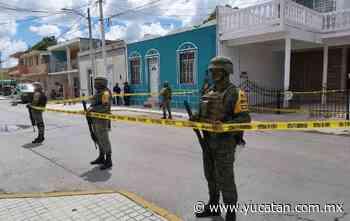 Presunta toma ilegal de combustible en Progreso - El Diario de Yucatán