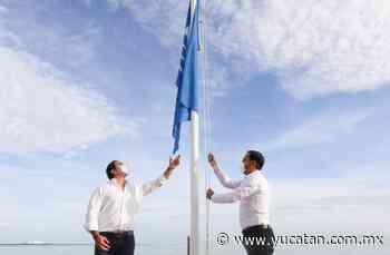 Progreso, la primera playa Blue Flag de Yucatán - El Diario de Yucatán