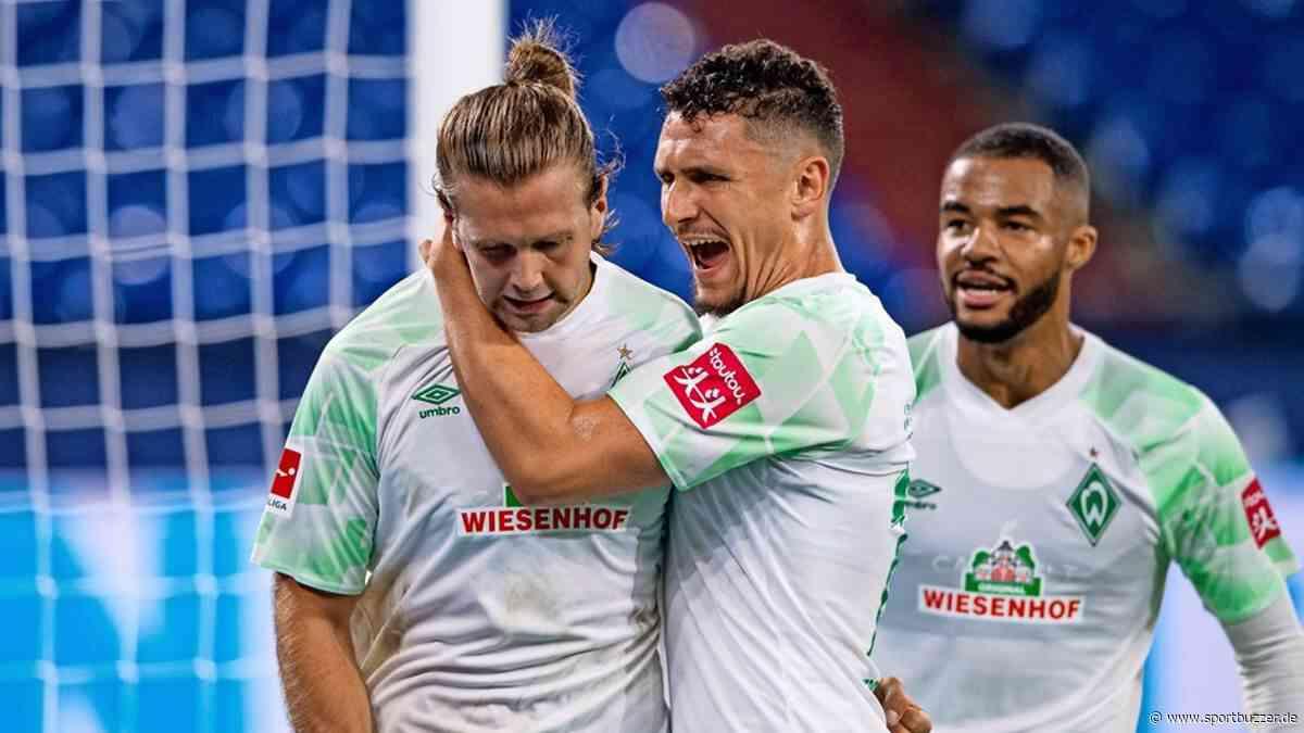 Debüt für Werder Bremen: Ganz Bovenden ist stolz auf Jean-Manuel Mbom - Sportbuzzer