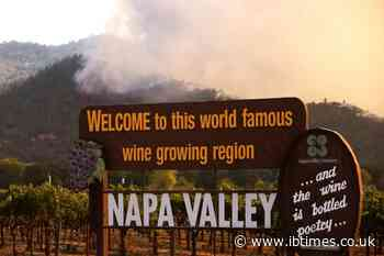 Wildfires rip through California Wine Country, tens of thousands flee