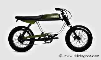 El modelo Anza de Monday Motorbikes es un homenaje a los ciclomotores 'moped' - Driving ECO