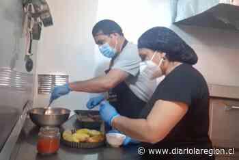 Innovadora Pyme de Parrilladas en Illapel lleva asados a domicilio. - http://www.diariolaregion.cl