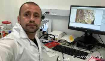 """""""Me gozo la vida con los fósiles"""": Edwin Alberto Cadena Rueda - Caracol Radio"""